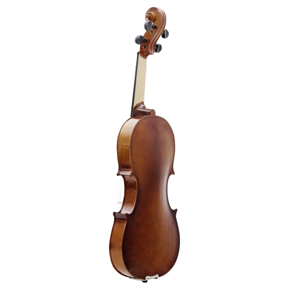 4/4 Retro Violin ABS + Solid Wood Natural Acoustic Violin Basswood Fiddle Professional Musical Instrument With Case Fiddle Bow enlarge