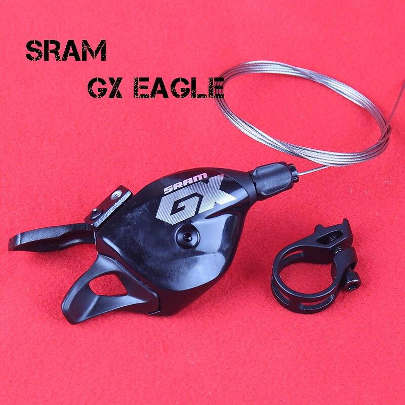 SRAM GX EAGLE 1x12 12 velocidades MTB palanca de cambio de bicicleta gatillo de bicicleta Lado derecho negro