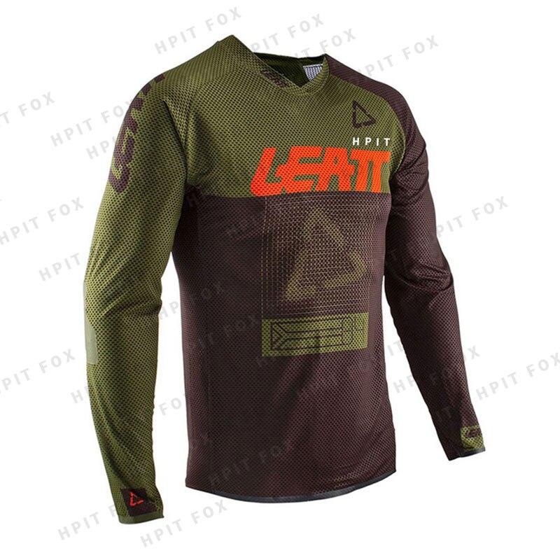 Рубашка для горных велосипедов 2021, горные и локомотивные велосипеды