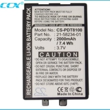 Cameron Sino 2000mAh Battery 21-58234-01 for Symbol PDT8100, PDT8133, PDT8137, PDT8142, PDT8146