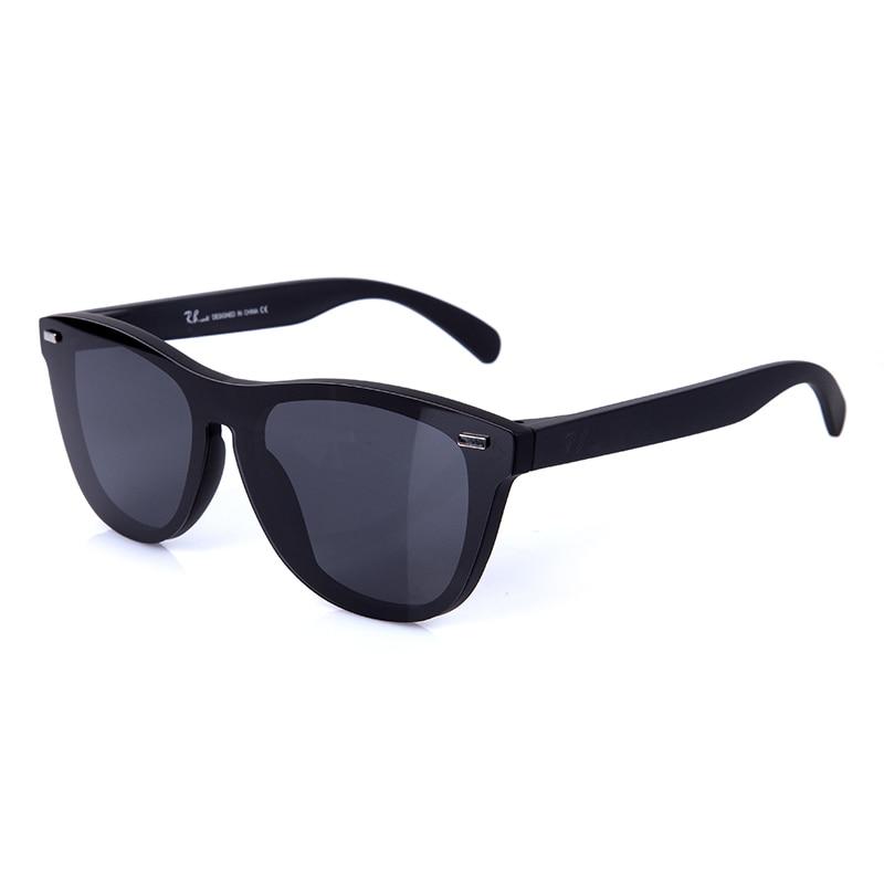Gafas de sol cuadradas clásicas para hombre y mujer, lentes de sol...