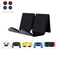 game accessories controller organizer acrylic wall mount holder hanger rack hook stand for ps4 xbox one switch pro ps5 headphone