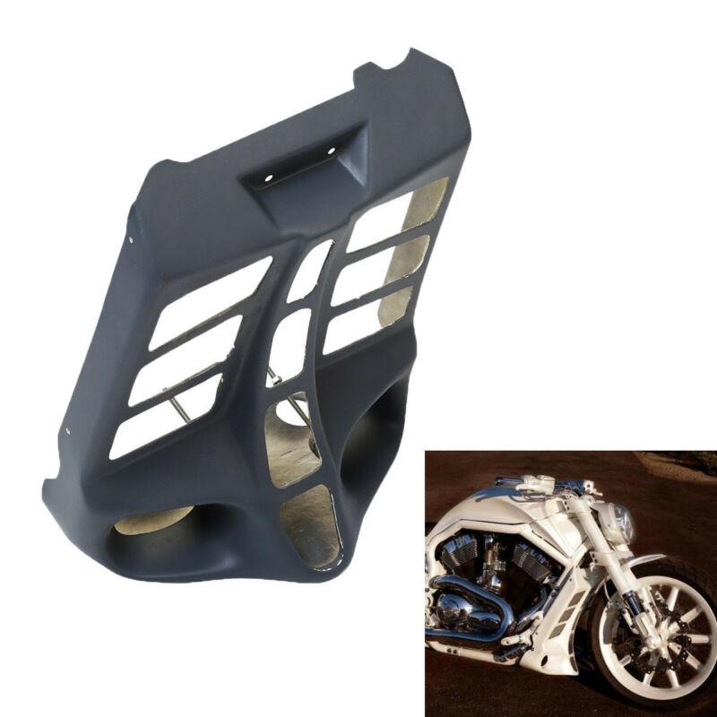 غطاء مشعاع غير مطلي للدراجة النارية لـ Harley V قضيب VRSCAW VRSCDX VRSC 07-11 العضلات VRSCF
