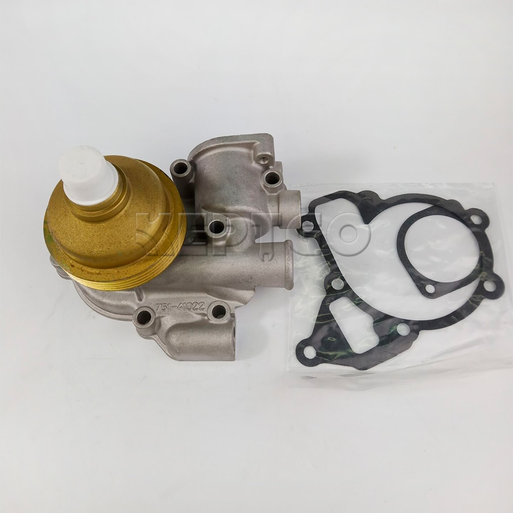 مضخة مياه 750-40624 لمحرك ليستر بيتر LPW LPWS LPWT