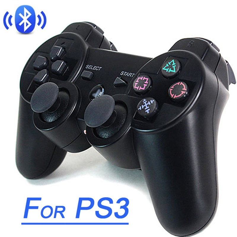 Gamepad Wireless Bluetooth Joystick For PS3 Controller Wireless Console For Playstation 3 Game Pad J