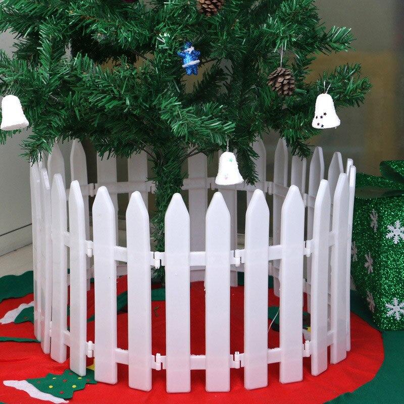 Valla de alta calidad, decoración para fiestas de Navidad, accesorios de moda, valla duradera de protección del medio ambiente no tóxica