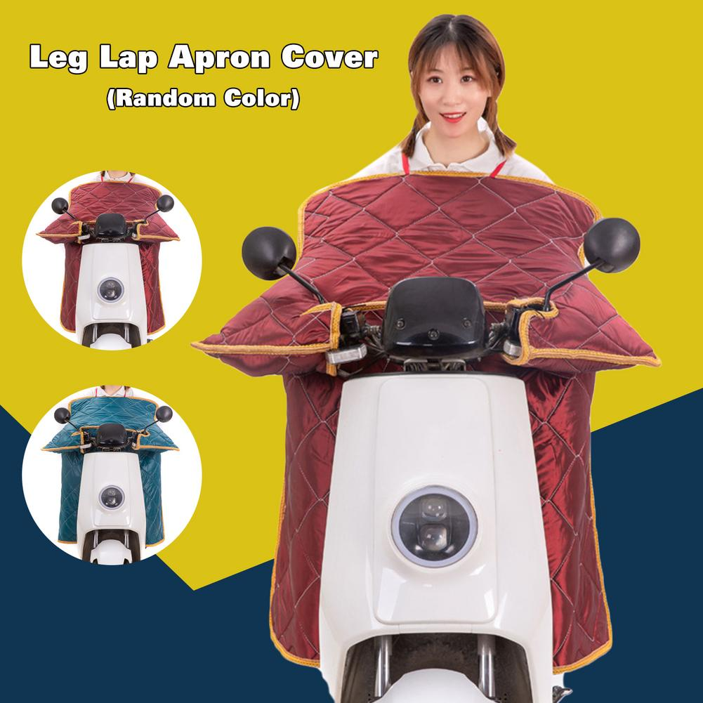 2020 New Winter Motorcycle/Scooter Wine Red Windshield Quilts Leg Cover Warm Waterproof Windproof Knee Blanket Leg Lap Apron