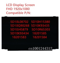 Lenovo B50-80 M50-70 E50-70 E50-80 Z51-70 B51-80 LCD Display Screen 18201583 FHD 1920x1080
