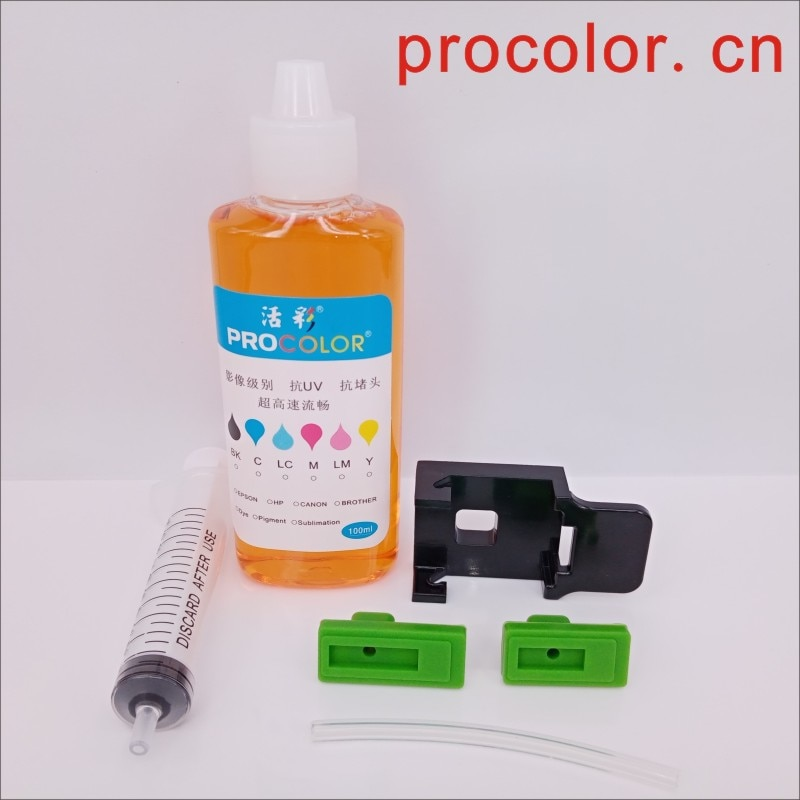 CISS Clamp Clip Tinte Refill kit Pump air Werkzeug für canon Pixma PG40 PG 40 XL CL-41 MX310 MP140 MP150 MP160 MP180 inkjet drucker