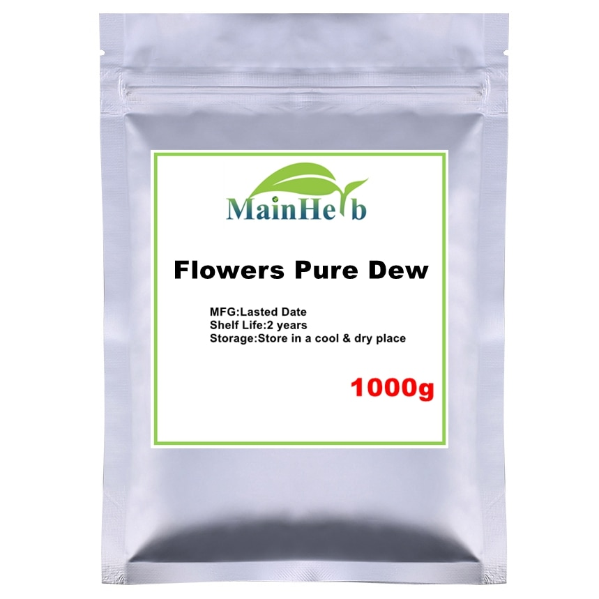 Flowers Pure Dew/Hydrosol  for modulating various facial mask&Skin Care