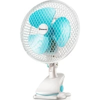 7 inch electric fan bedside clip wall fan desktop student ventilador dormitory table air conditioner household office air cooler