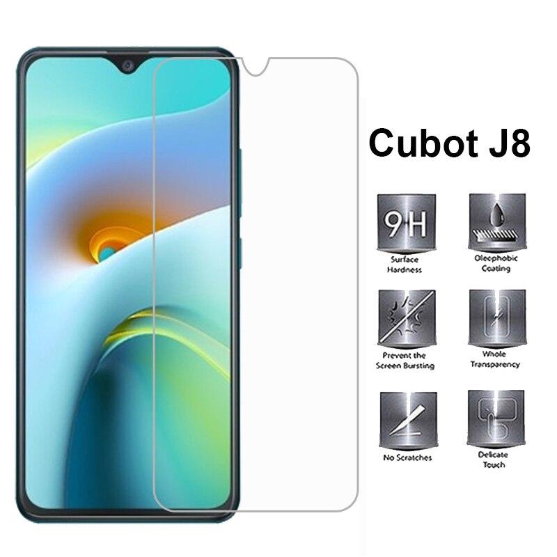 Para Cristal Cubot J8 5,5