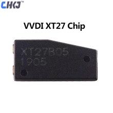 CHKJ 5/10 pièces VVDI Super puce transpondeur XT27 clé copie Clone ID46/40/43/4D/8C/8A/T3/47/41/42/45/ID46 pour VVDI2 VVDI Key outil