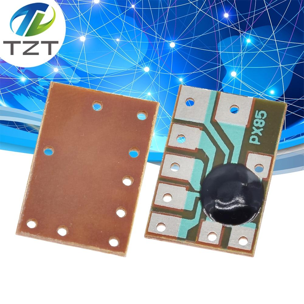 H-83A, 12 tipos de canciones, música, IC, módulo de Chip de voz, placa de circuito de música