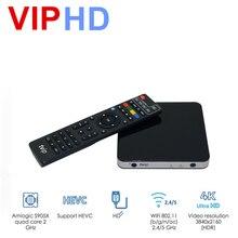 2020 neue Tvip605 IPTV Linux System Set Top Box 4K OTT 8GB Media Player Amlogic S905X Tvip S-Box V.605 Tvip 605 Smart Tv Box