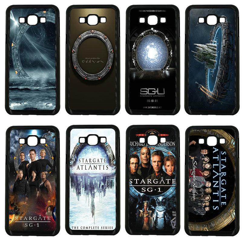 Popular TV Series Stargate SG-1 Cell Phone Cases Hard PC Plastic for Samsung Galaxy J1 J2 J3 J5 J7 2015 2016 2017 ON Prime Shell