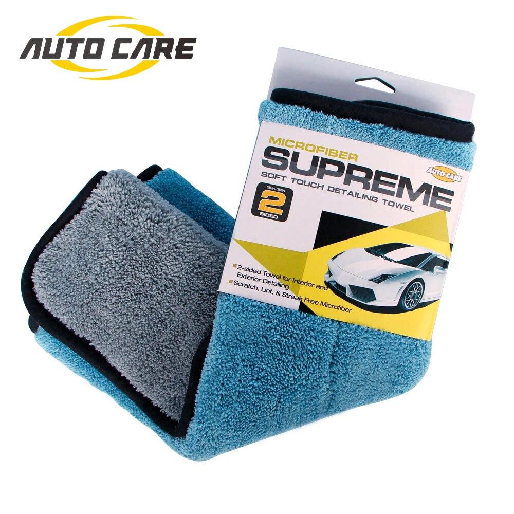 1 шт., 800gsm 45x38 см, микрофибра, полировка воска, супер толстое плюшевое полотенце из микрофибры, впитывающая ткань для чистки автомобиля, дома
