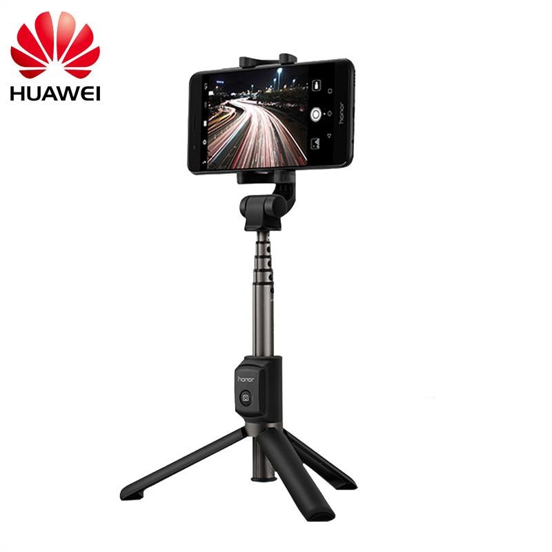 Оригинальная селфи-палка Huawei Honor AF15, Bluetooth селфи-палка, штатив, переносной ручной монопод с беспроводным управлением для телефонов iOS, Huawei, Xiaomi