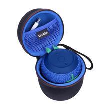 LTGEM Shockproof EVA Hard Case for UItimate Ears WONDERBOOM 2 Bluetooth Speaker