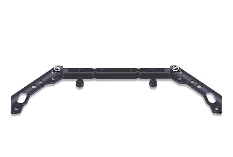Para KYMCO Downtown 300/350i CK250T 300i XCITING 250/300/400/400 S/500 K-XCT alavanca de equilíbrio Da Motocicleta CNC Aluminum Steering Damper