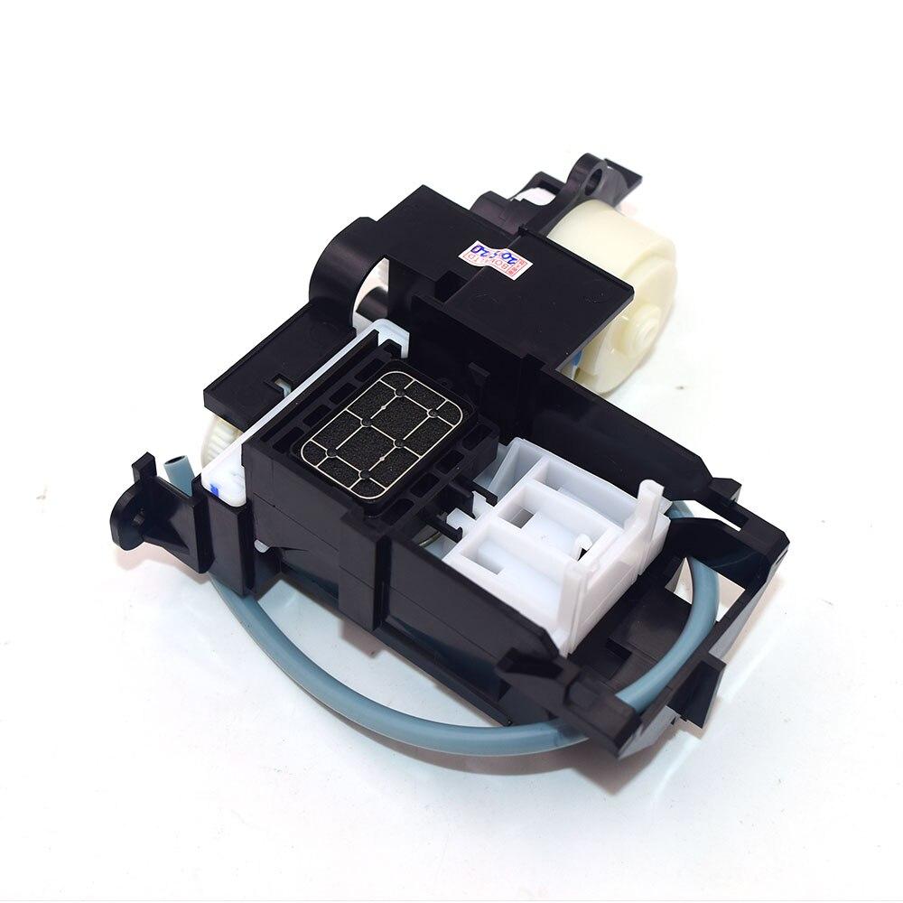 1 pieza bomba de tinta Compatible con Epson L800 L801 R270 R290 R330 T50 P50 A50 impresora estación limpio