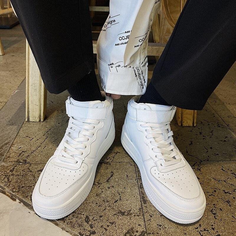 2021 جديد الخريف المد الأحذية ، جديد النسخة الكورية من الاتجاه ، كل مباراة عالية الكعب الأحذية ، تشغيل حذاء كاجوال أحذية رياضية في الهواء الطلق