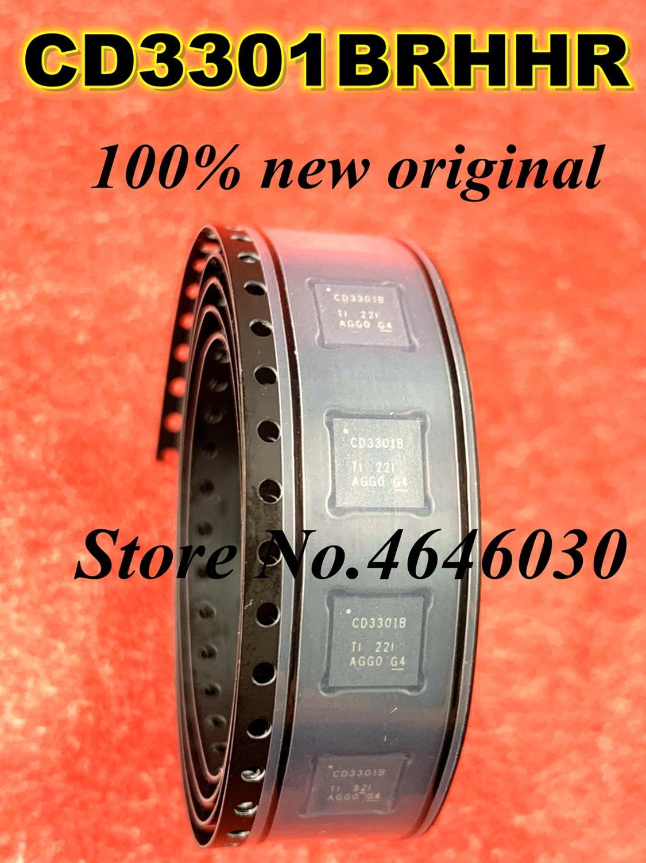 2 unids/lote 100% nuevo CD3301B CD3301BRHHR QFN-36 Chipset