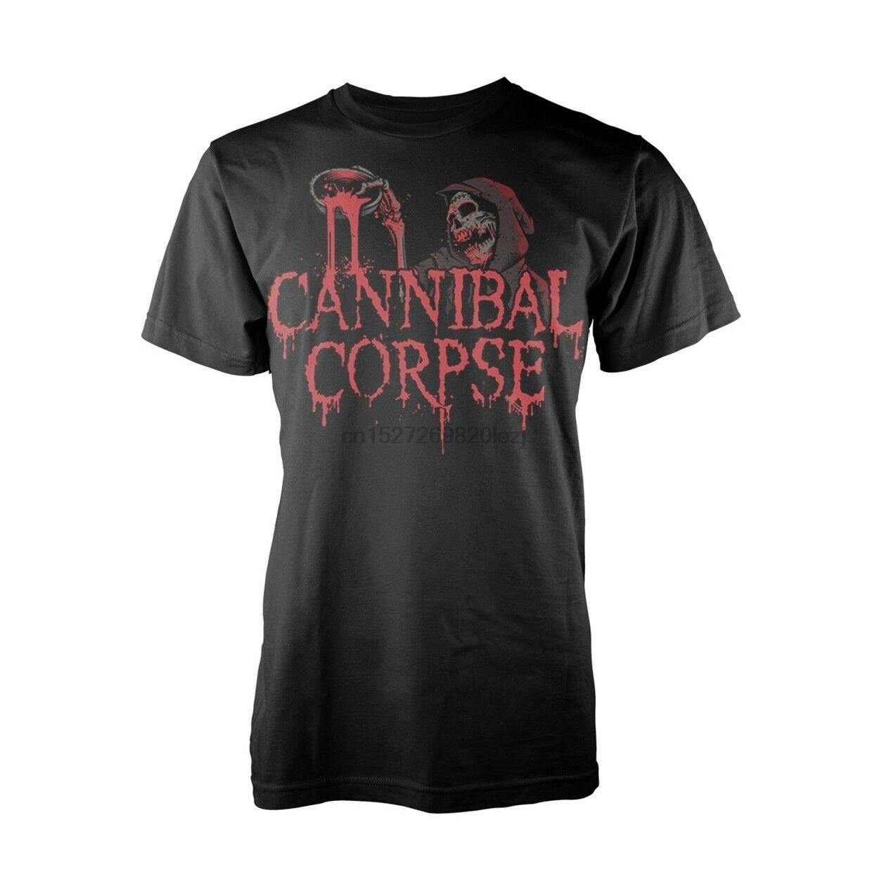 Camiseta Cannibal cuerpo ácido sangre nueva