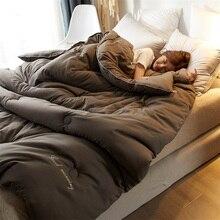 SF 4 Jahreszeiten Unten Quilt Bettdecke Warm Verdicken Tröster Mehrere Größen Quilt Günstige Komfortable Decke 5 Farben Wählen Baumwolle Abdeckung