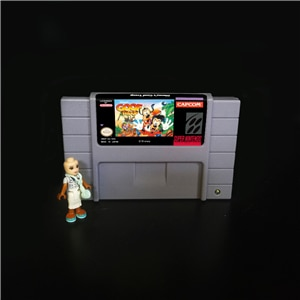 Goof Troop - Action Game Cartridge 16 bit 46 pin USA Version