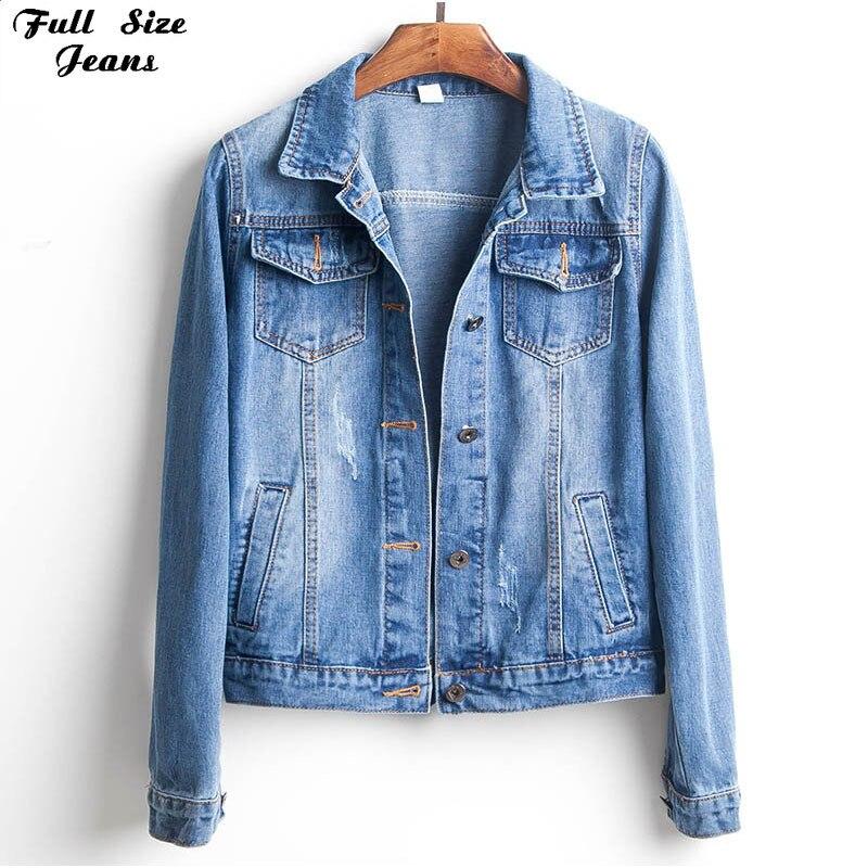 Женская укороченная джинсовая куртка, темно-синяя куртка-бомбер, короткие джинсовые куртки, повседневные джинсовые куртки с длинным рукаво...