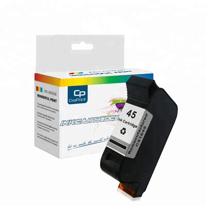 Civoprint Kompatibel für HP 45 C51645A für HP 78 C6578D tinte patrone für Bekleidungs CAD plotter tinte jet drucker