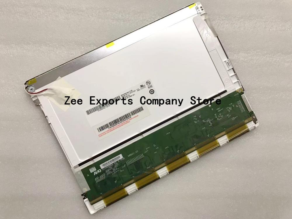 Panel de pantalla LCD de 10,4 pulgadas G104SN03 V.4 800*600 100% probado Original para AUO