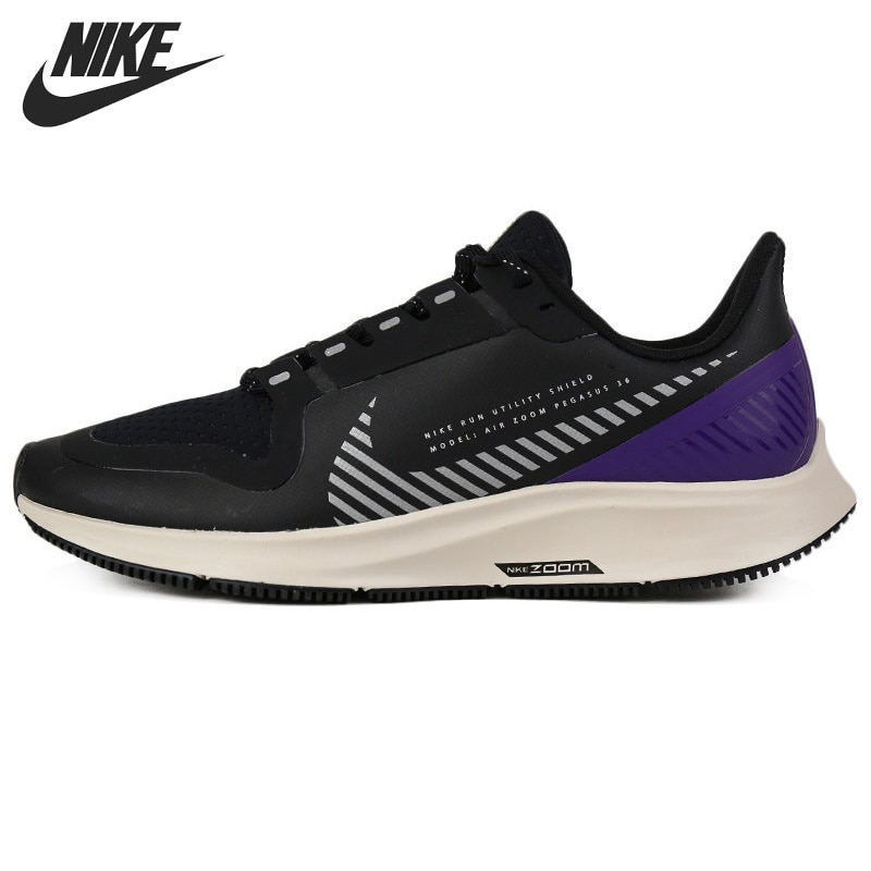 Original New Arrival  NIKE W AIR ZOOM PEGASUS 36 SHIELD Women's Running Shoes Sneakers