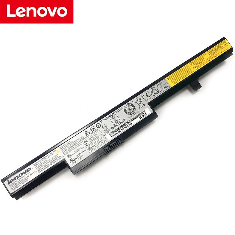 الأصلي لينوفو B50-70 B40-70 B50-30 B50-45 B40-30 B50 L13S4A01 L13M4A01 بطارية كمبيوتر محمول