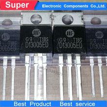 100% nuevo 10 unids/lote D13005ED E13005 D13005K 3DD13005 MJE13005 Transistor dorigine nuevo nouveau TO-220