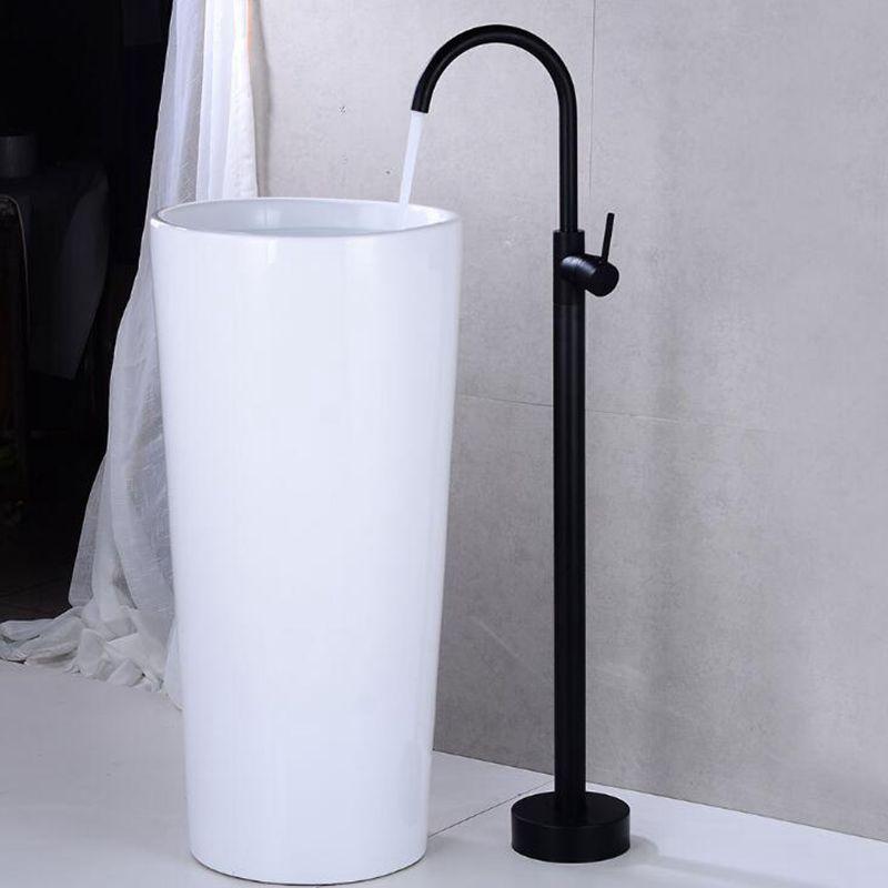 Vidric-حنفيات حمام عتيقة برونزية ، خلاط مياه ساخنة وباردة ، تشطيب أسود/كروم/ذهبي ، MLB200