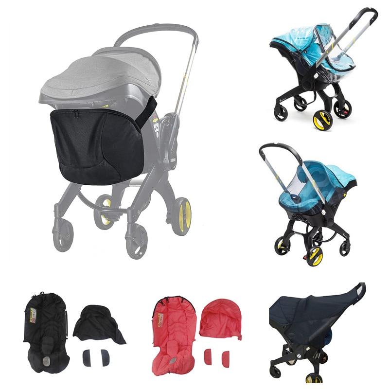 accesorios-para-asiento-de-coche-cubierta-de-sombrilla-para-lluvia-cojin-blanco-mosquitera-kit-de-lavado-para-doona-foofoo-cochecito