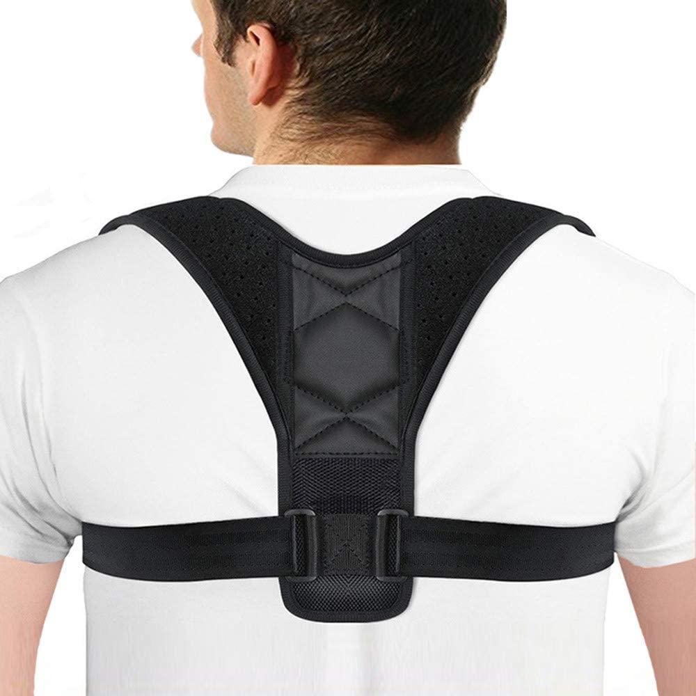 Posture Corrector for Men Women Back Straightener Posture Corrector Brace Support Belt Prevent Slouching Improve Bad Posture