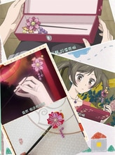 Anime Kamisama Kiss Momozono Nanami Cos Cherry Hairpin Hand-Made Hair Accessories H