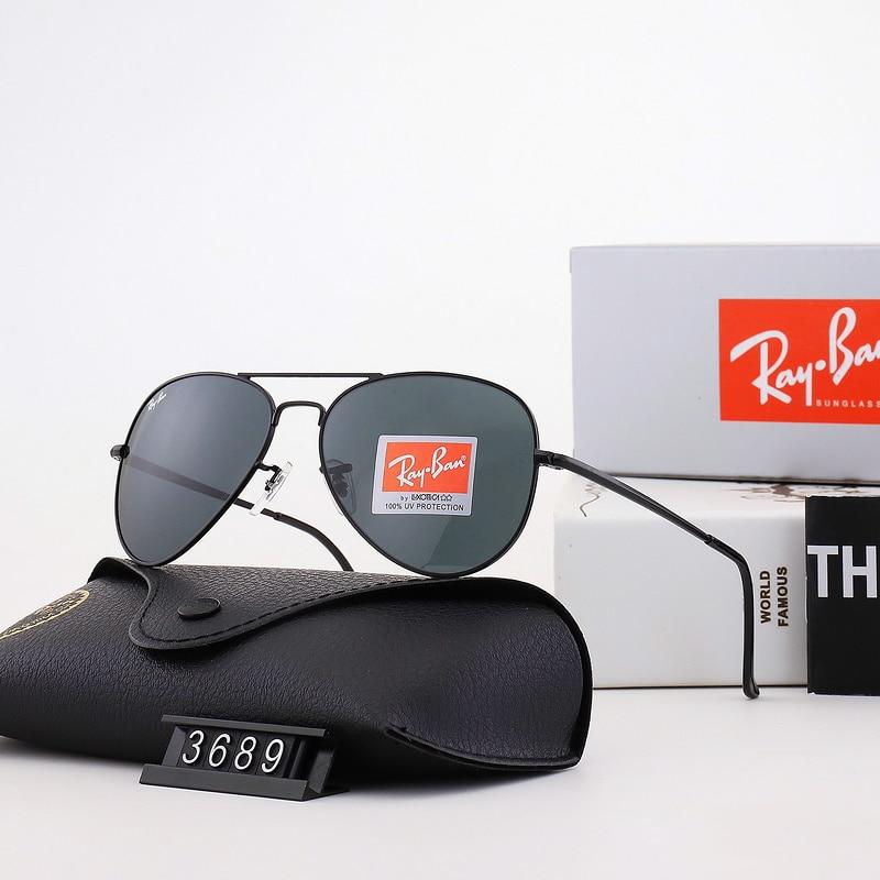 Classic Pilot Sunglasses Polarized Men Women Aviation Sunglasses Brand Design Desinger Driving Sun G