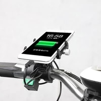 motorcycle mobile phone rack bicycle charging navigation bracket electric car battery car takeout mobile phone bracket