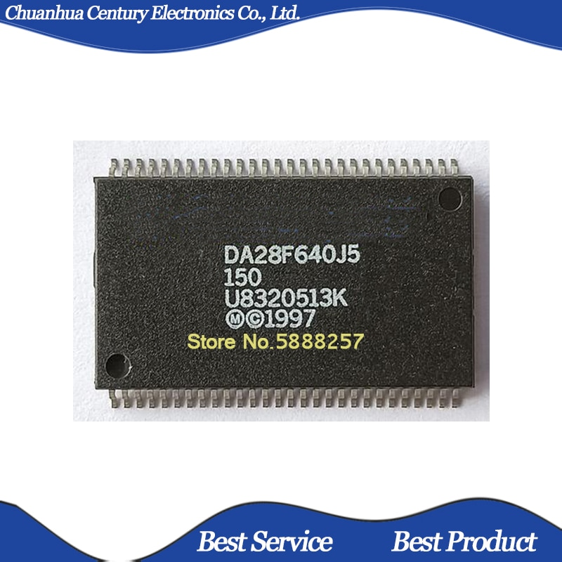 DA28F640J5-150 DA28F640J5 SSOP56 Original y nuevo en Stock
