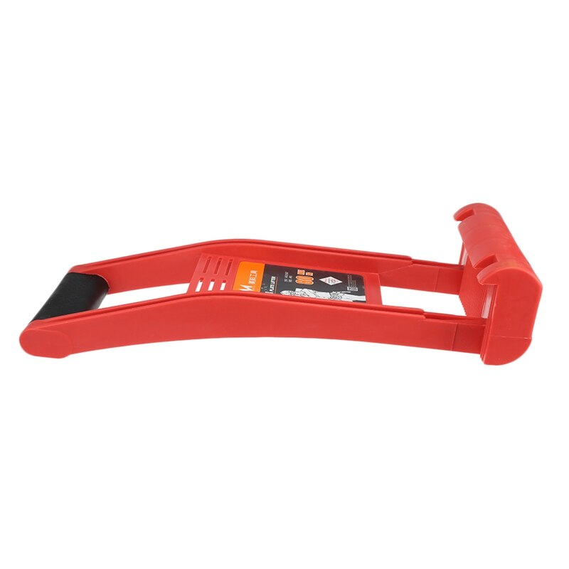 80kg Load Tool Panel Carrier Gripper Handle Carry Drywall Plywood Sheet ABS For Carrying Glass Plate Gypsum Board And Wood Board enlarge