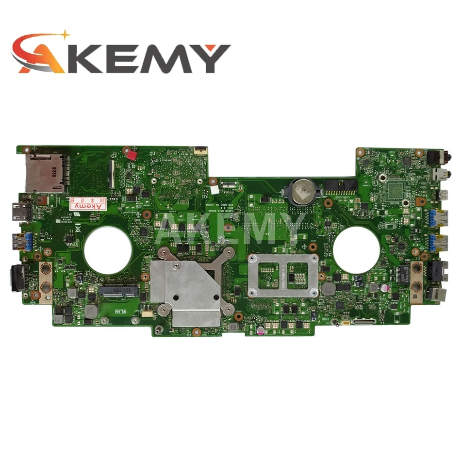 G46VW original mainboard for ASUS ROG G46VW with GTX660M-2GB Laptop motherboard