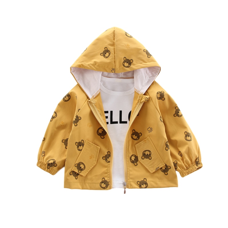 aliexpress.com - New Spring Autumn Baby Boys Girls Clothes Children Cotton Hooded Jacket Toddler Fashion Casual Clothing Kids Infant Tracksuits