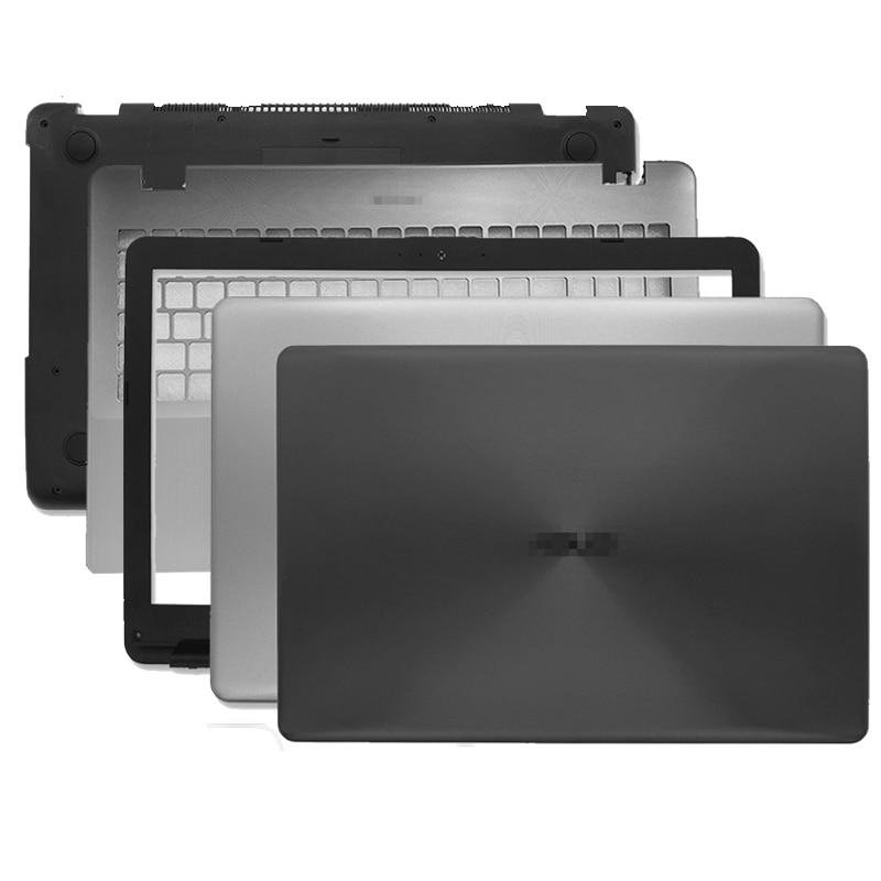 Новый ноутбук ЖК-дисплей задняя крышка/Передняя панель/петли крышка/Упор для рук/нижний чехол для ASUS X542 X542U V587U FL8000 FL8000U F580U V580