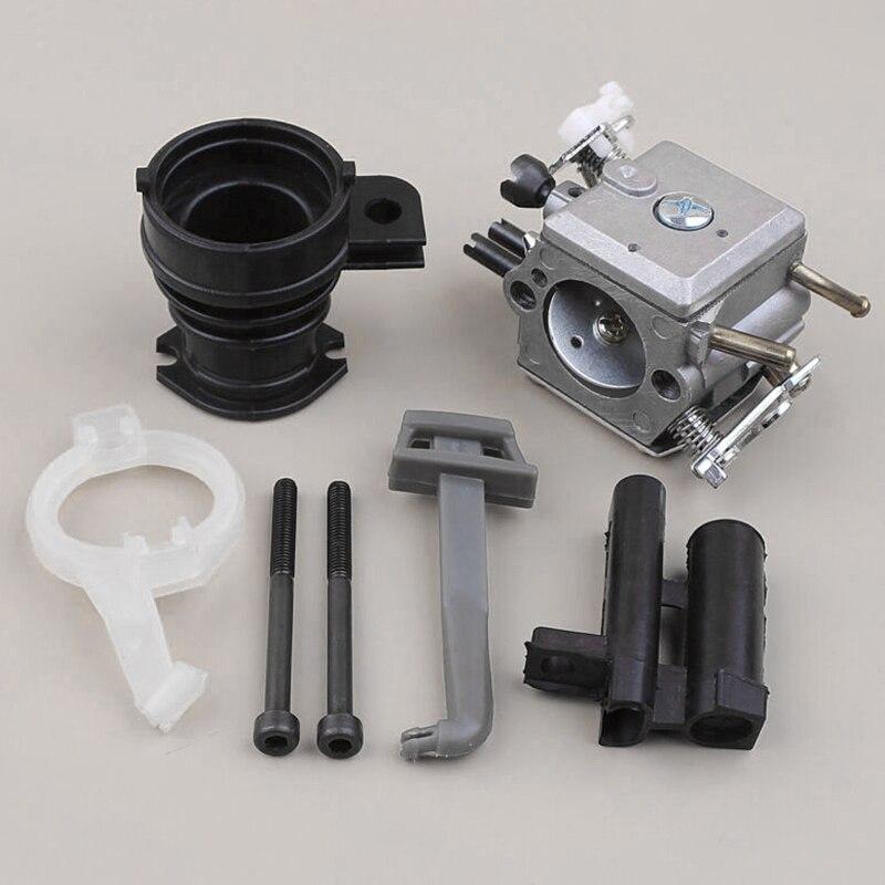 Replacement Carburetor Kit Part Tool Intake Manifold Grommet Carb Bolt