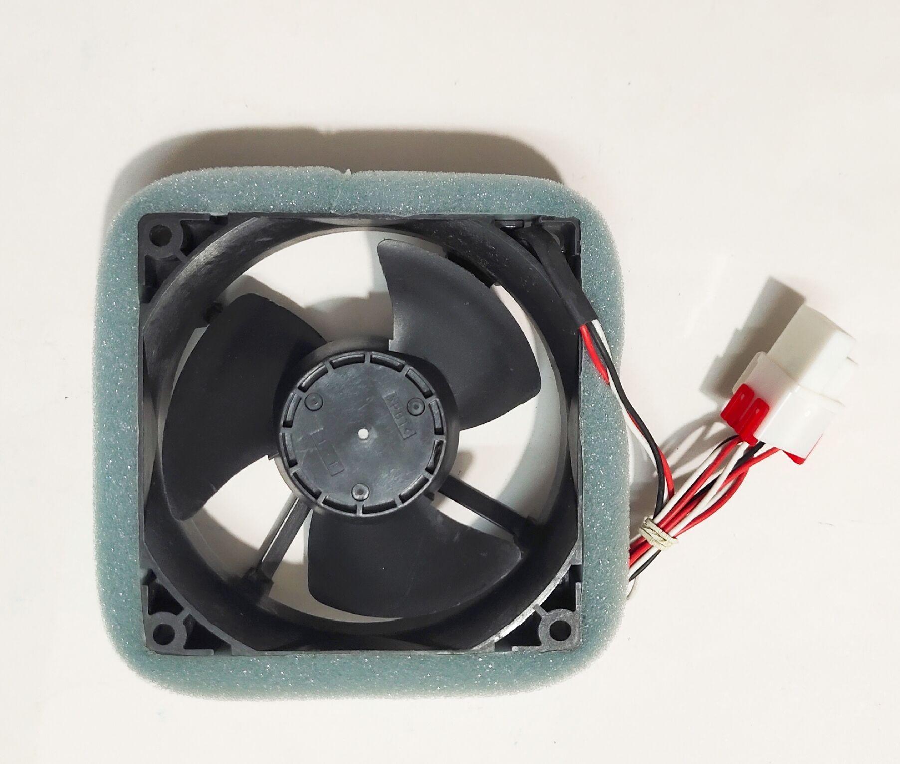 Охлаждающий вентилятор 9 см U92C12MS1B3-52 12В 0.16A водонепроницаемый кулер