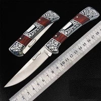 free shipping very sharp small folding knife pocket knife large stiletto tactical hunting knife resin handle outdoor dec tools